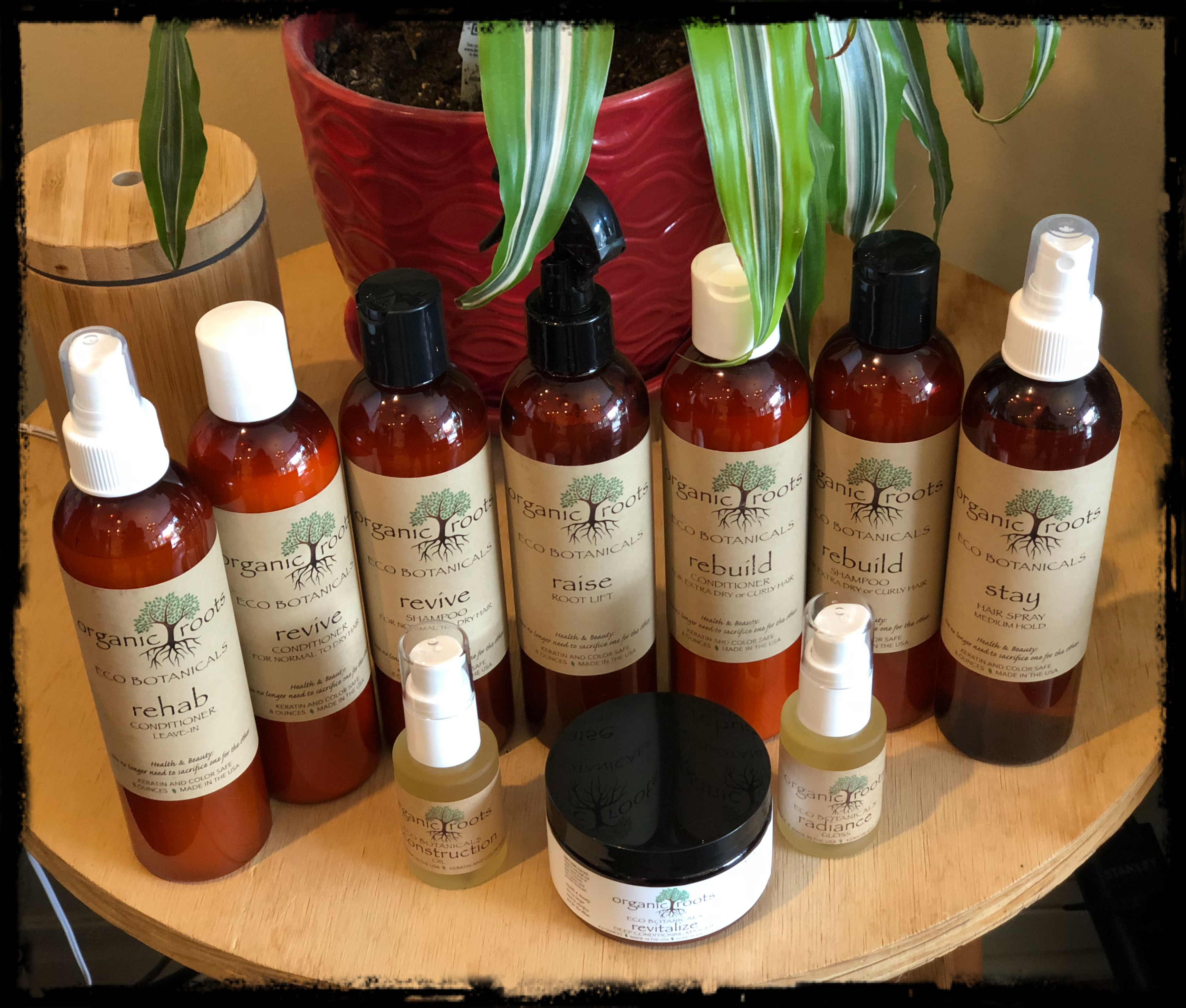 Organic Roots Eco Botanicals